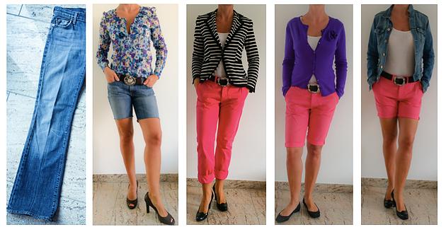 Wie Du zu Deiner neuen Lieblings-Short-Jeans kommst