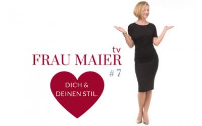FRAU MAIER tv – Deine Fragen – meine Antworten