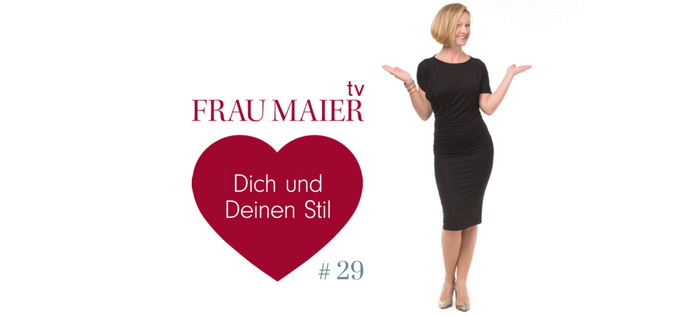 FRAU MAIER tv – My way to grey, Interview mit Ute