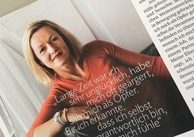 Beitrag Stern - Gesund leben - FRAU MAIER Stilberatung