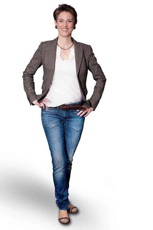 Moderne Stilberatung für Frauen - Birte Nachher - FRAU MAIER