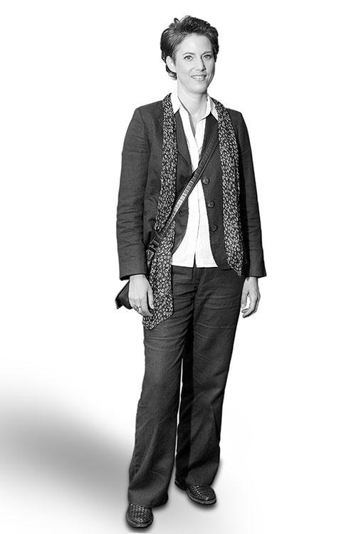 Moderne Stilberatung für Frauen - Birte Vorher - FRAU MAIER